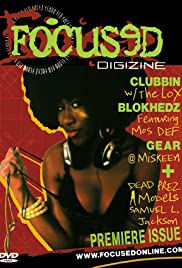 Focused Digizine #1 Poster