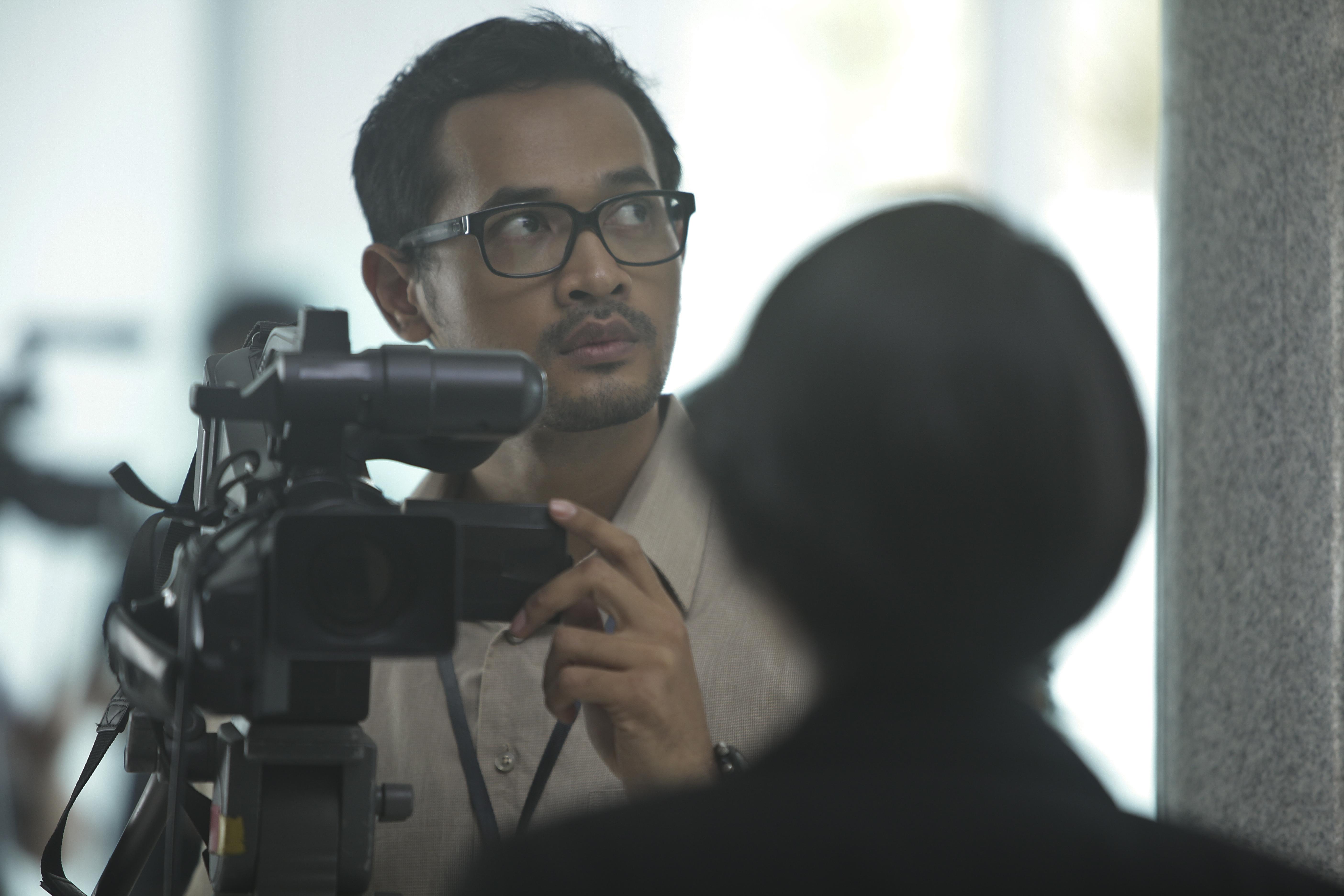 Oka Antara in Killers (2014)