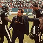 Al Pacino, Jamie Foxx, and LL Cool J in Any Given Sunday (1999)
