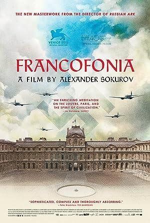 Where to stream Francofonia