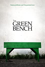 The Green Bench Poster