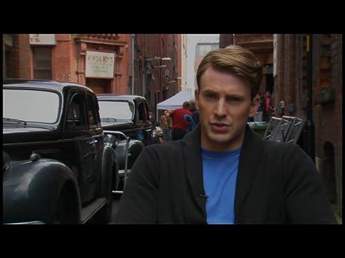 """""""Meet Captain America"""""""