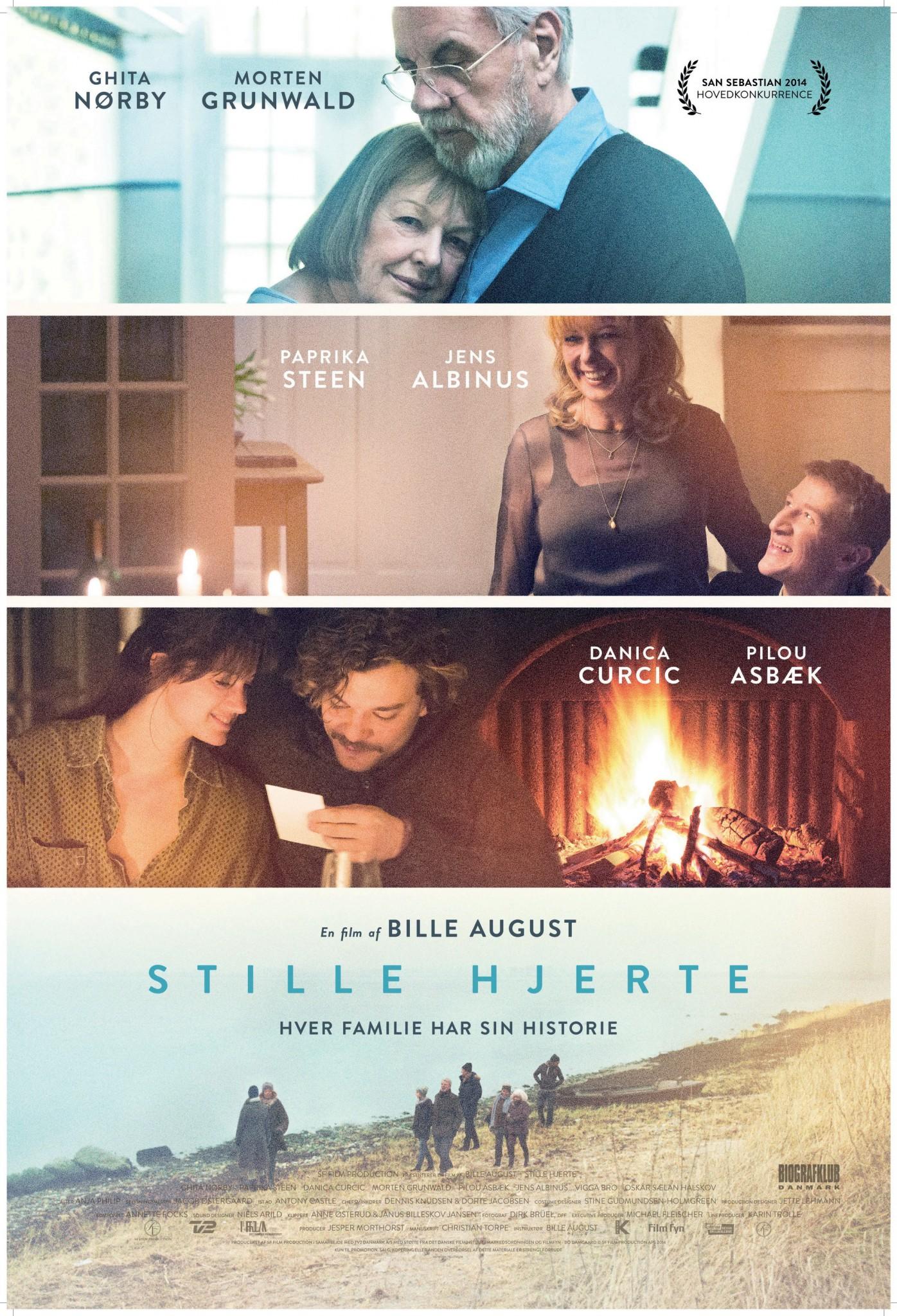 Rami širdis (2014) / Stille hjerte (2014)