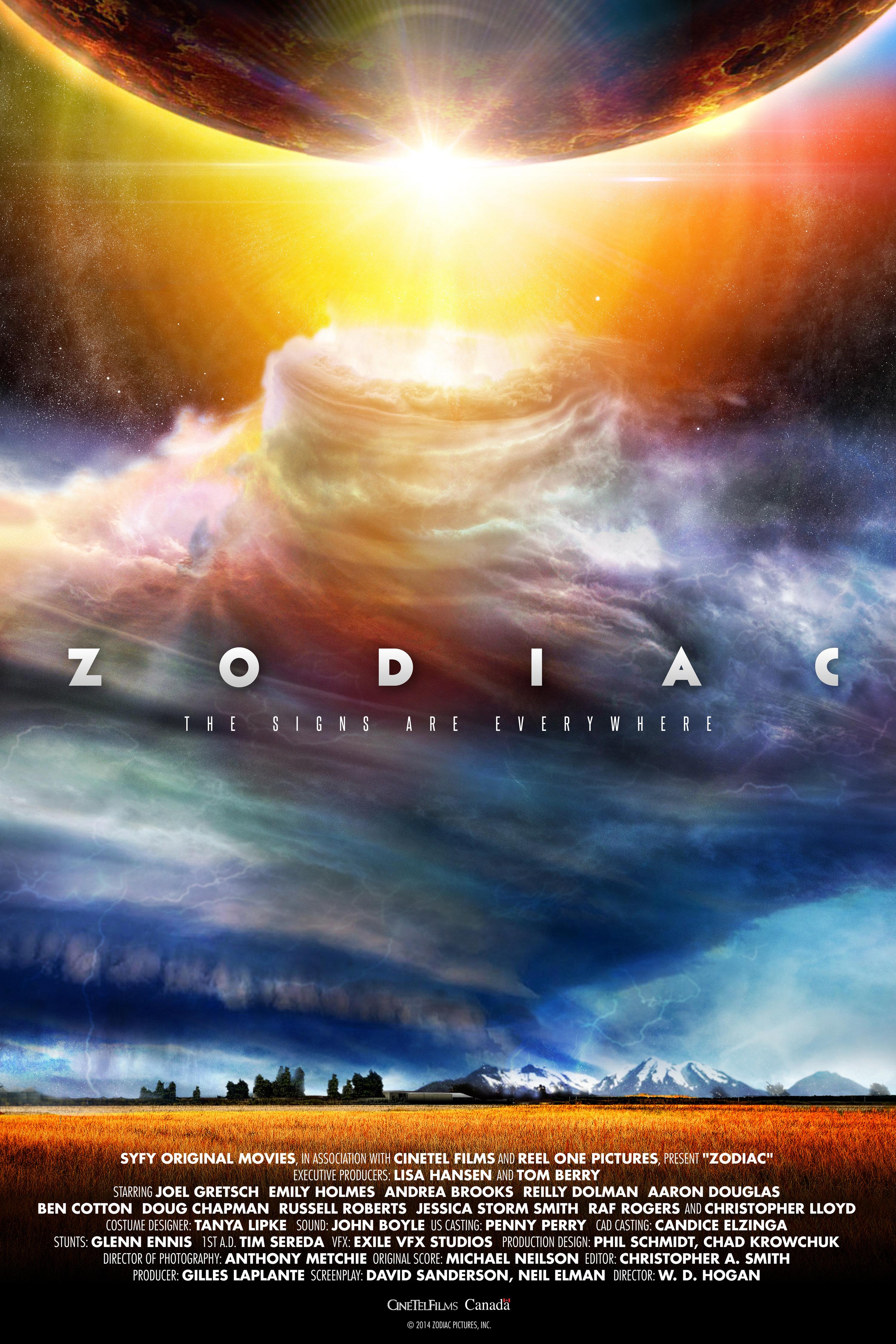 Zodiac: Signs of the Apocalypse (TV Movie 2014) - IMDb