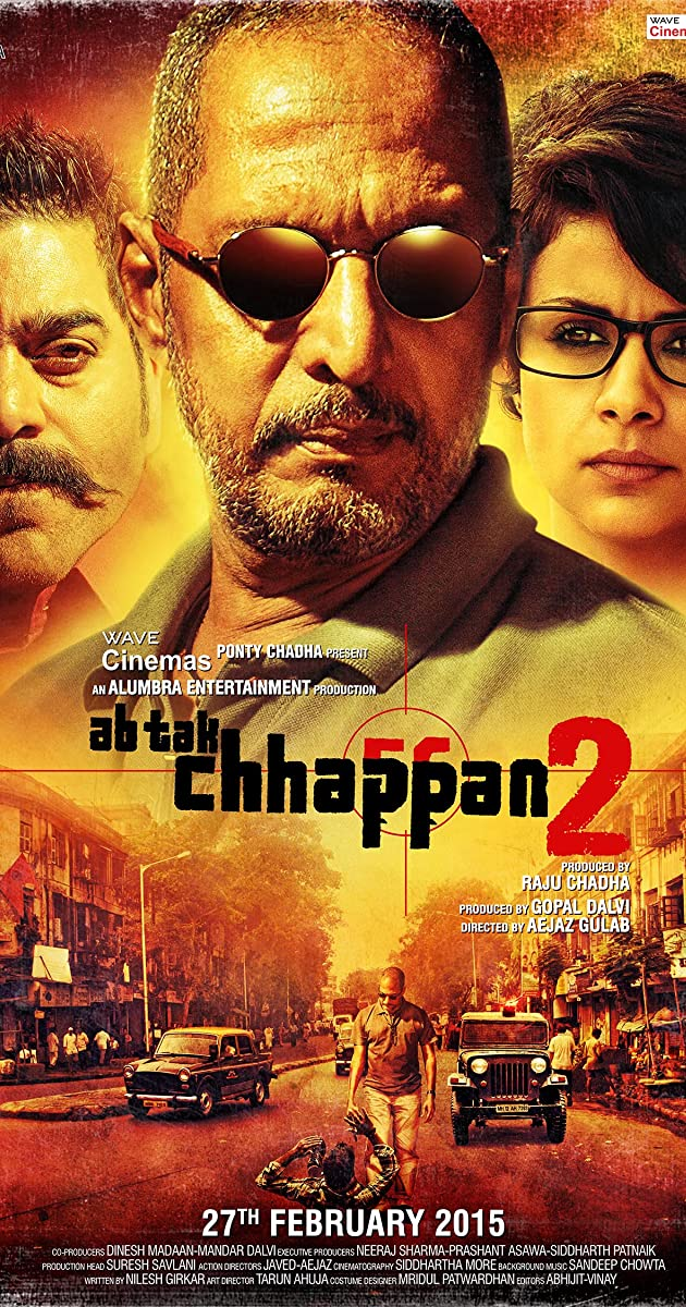 Free Download Ab Tak Chhappan 2 Full Movie
