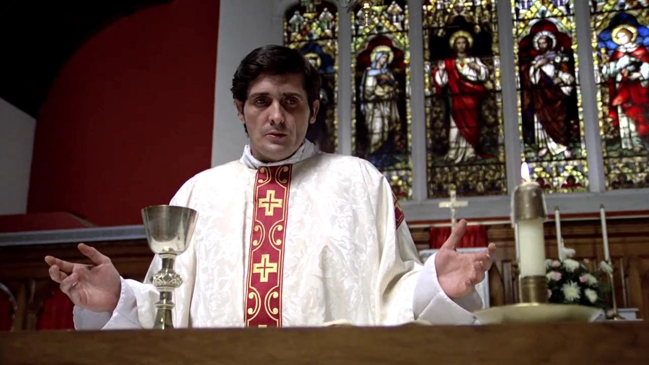Jason Miller in The Exorcist (1973)