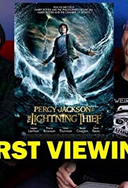 Percy Jackson and the Lightning Thief Poster