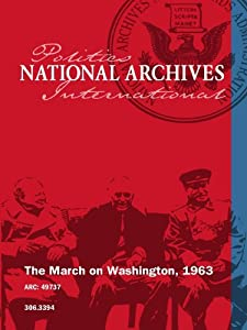 Downloads english movies The March on Washington D.C. 1963 by [1020p]