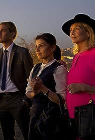 Antony Langdon, Alexandra Stewart, and Liana Avetisyan in Armenia Commedia