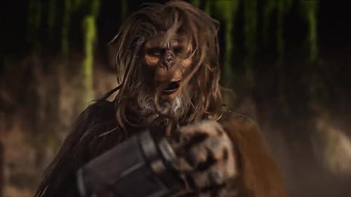 Alan Maxson's Creature Acting Reel
