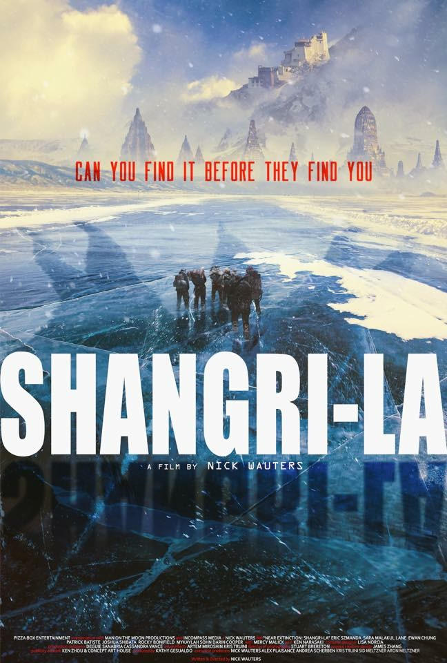 {18+}[UNRATED] Shangri-La: Near Extinction (2018) HOT Movie 650MB