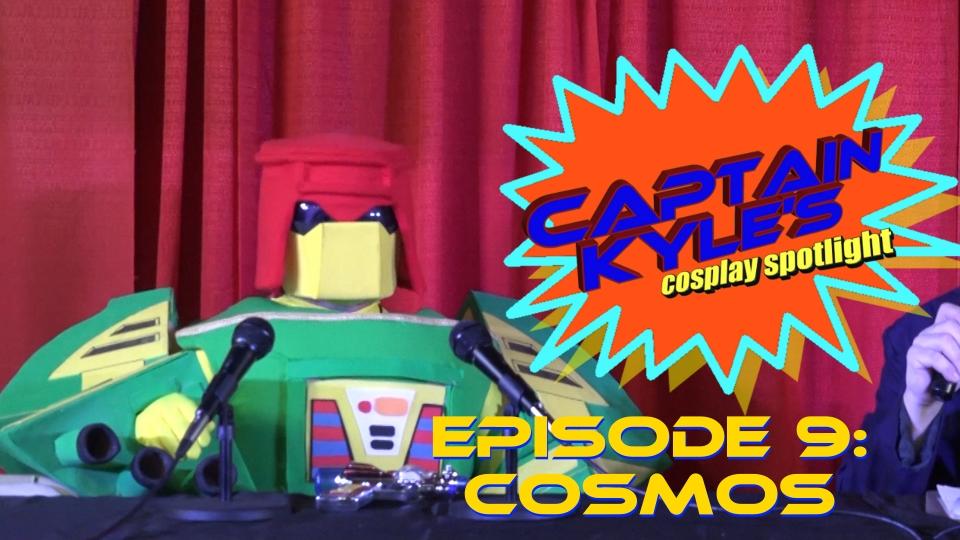 Captain Kyle's Cosplay Spotlight (2015-)