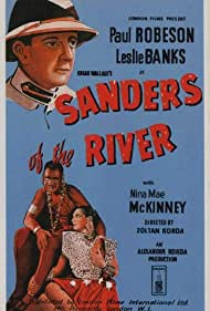 Leslie Banks, Nina Mae McKinney, and Paul Robeson in Sanders of the River (1935)
