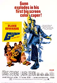 Gunn (1967) Poster - Movie Forum, Cast, Reviews