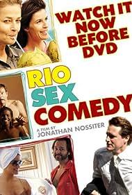 Bill Pullman, Irène Jacob, Charlotte Rampling, and Fisher Stevens in Rio Sex Comedy (2010)