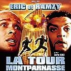 Ramzy Bedia and Eric Judor in La tour Montparnasse infernale (2001)