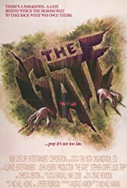 The Gate (1987) Poster - Movie Forum, Cast, Reviews