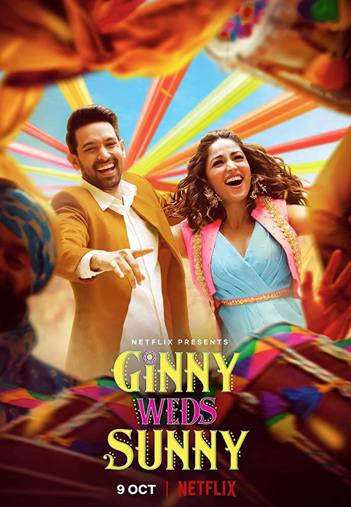 Ginny Weds Sunny 2020 Hindi Netflix 480p WEB-DL 400MB