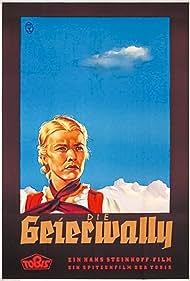 Heidemarie Hatheyer in Die Geierwally (1940)