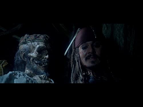 Pirates of the Caribbean: On Stranger Tides - Zombies, Mermaids and Blackbeard