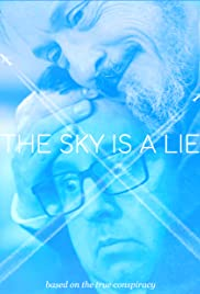 The Sky Is A Lie Poster