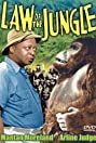 Law of the Jungle (1942) Poster