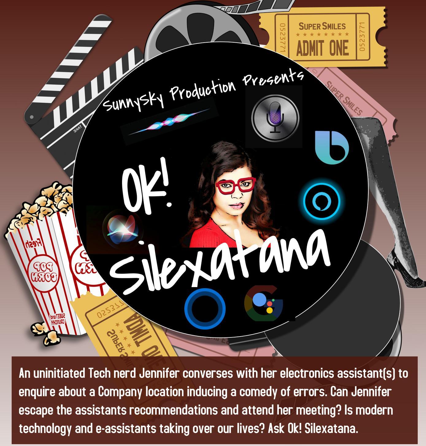 Ok! Silexatana (2019)
