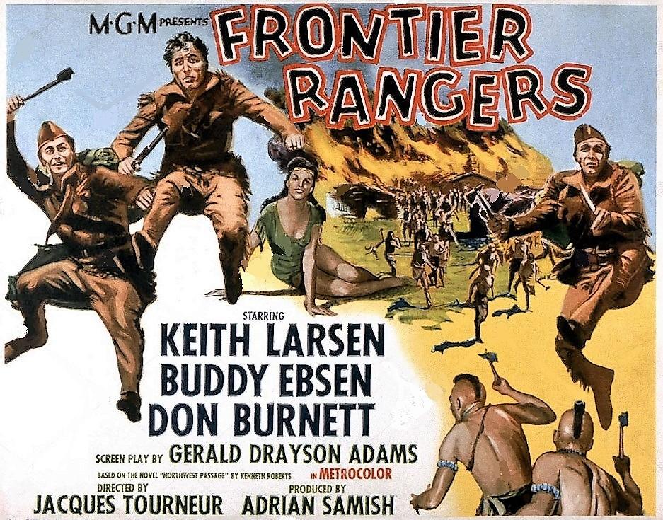 Northwest Passage (1958)