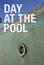 Day at the Pool Poster