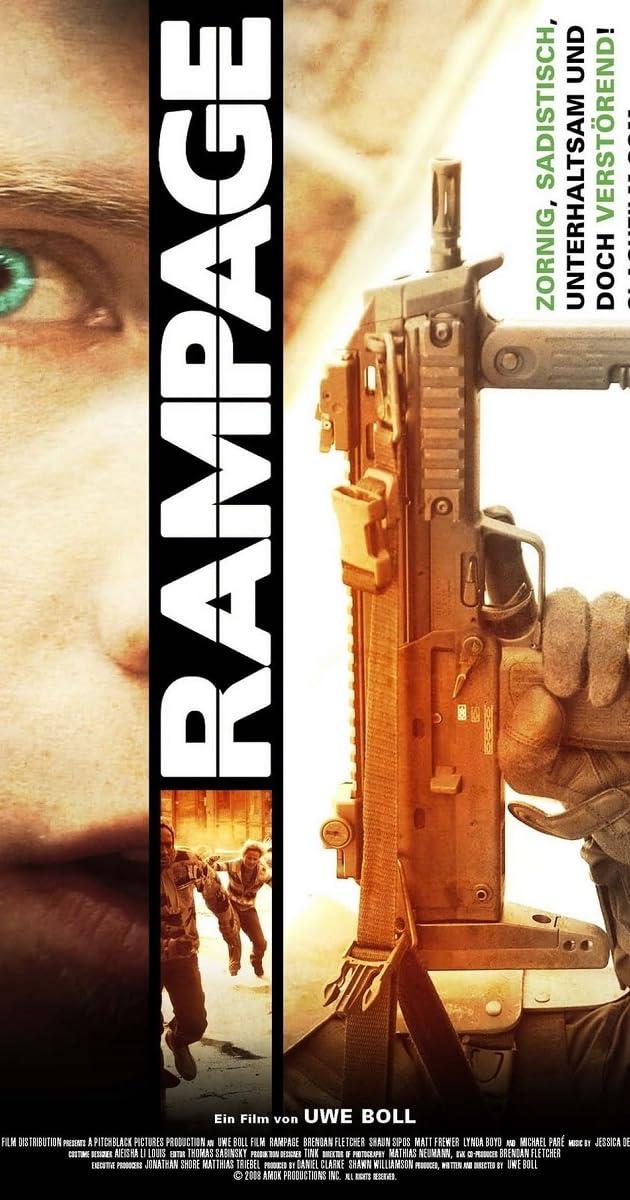 Rampage (2010) Subtitles