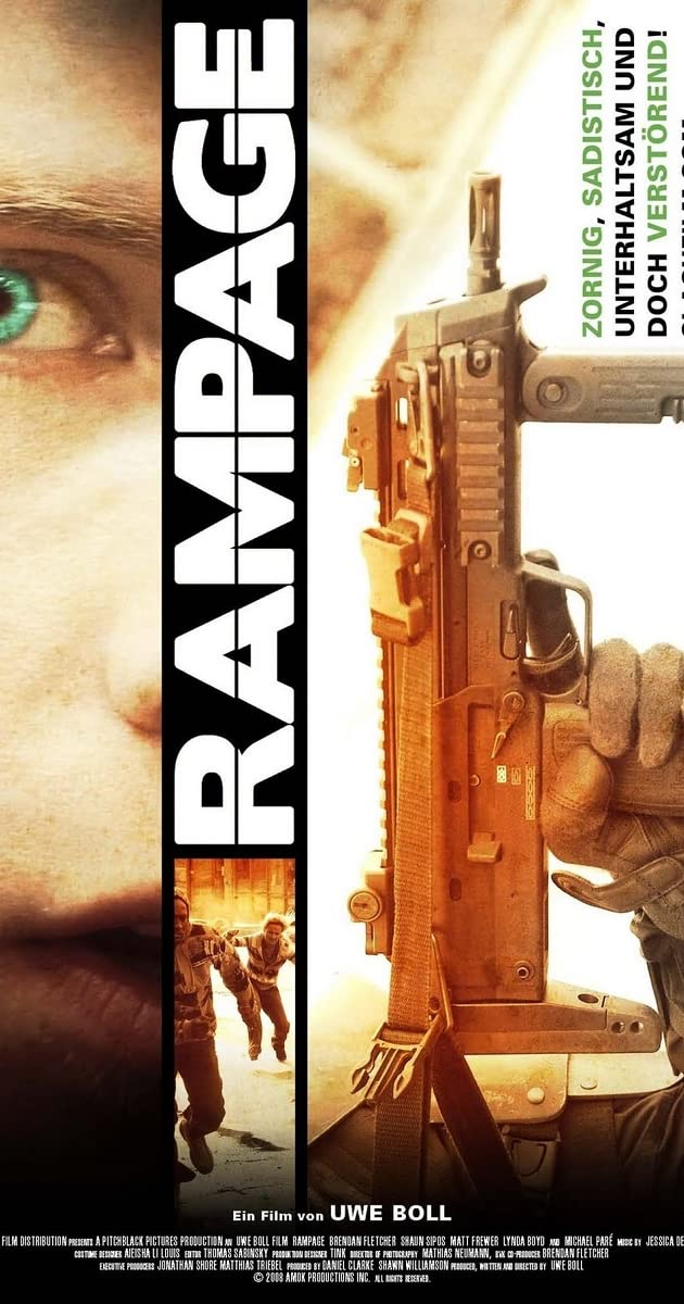 Rampage 2009 Imdb