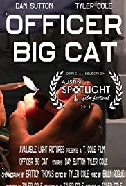 Officer Big Cat Poster