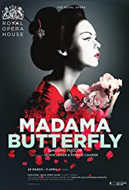The Royal Opera House: Madama Butterfly Poster
