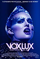 Vox Lux (2018) Poster