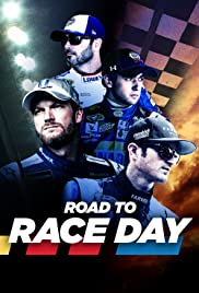 Road to Race Day Poster