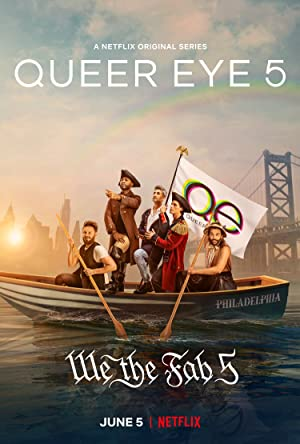 Where to stream Queer Eye