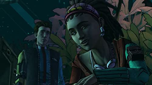 Tales From The Borderlands: Episode 3: Catch A Ride