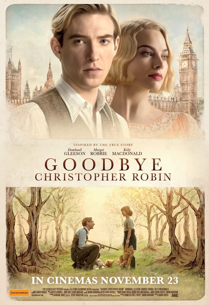 Goodbye Christopher Robin (2017) Hindi Dubbed