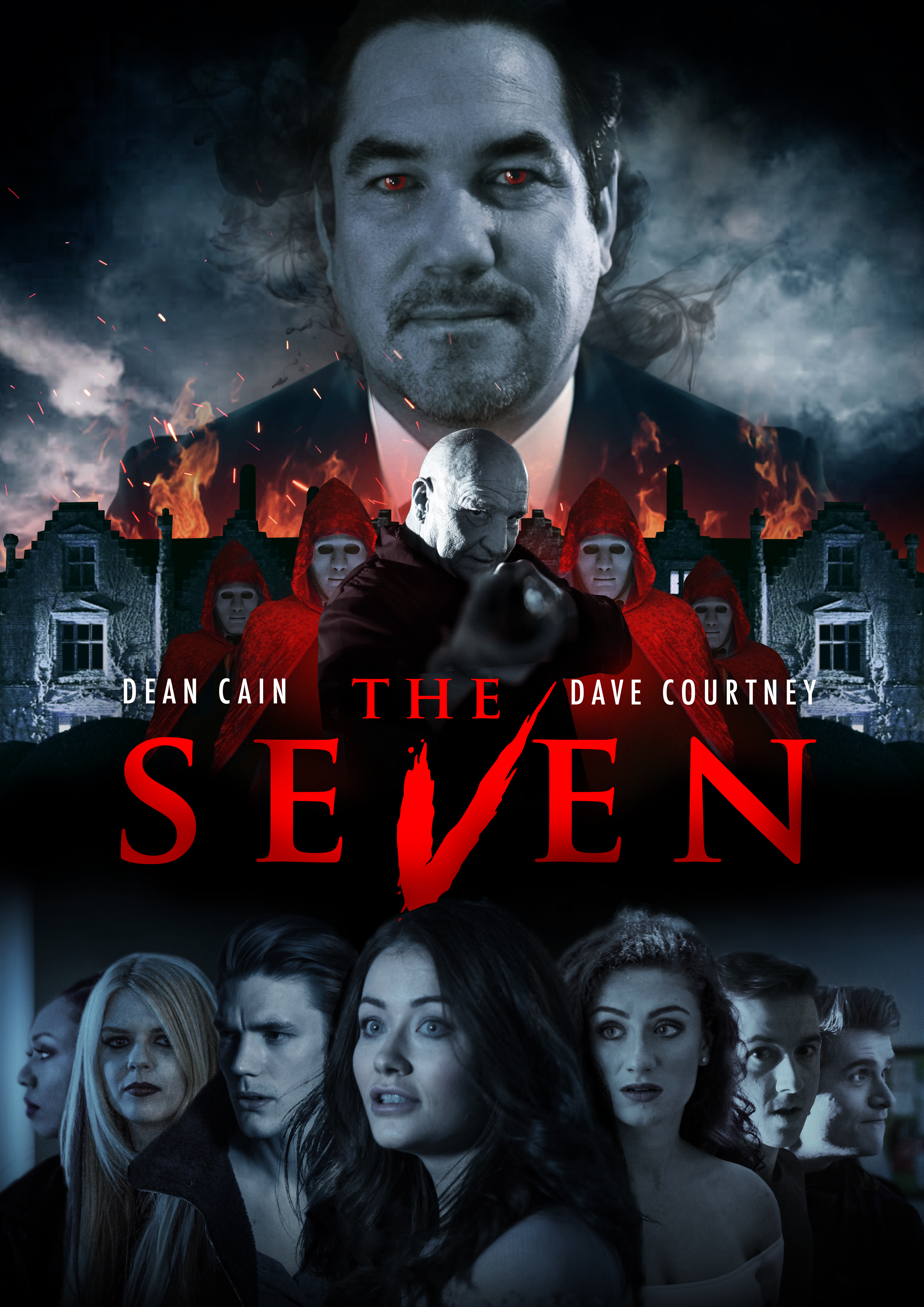 Septyni (2019) / The Seven