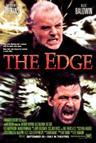 Anthony Hopkins and Alec Baldwin in The Edge (1997)