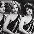 Clara Bow, Alice Adair, and Adrienne Dore in The Wild Party (1929)