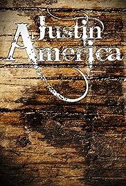 Justin America Poster