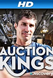 Auction Kings Poster - TV Show Forum, Cast, Reviews