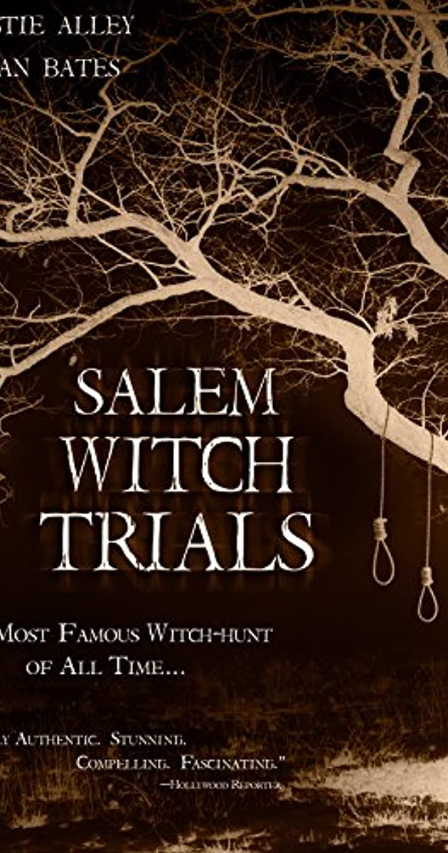 Witchcrafth the salem witch trials