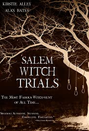Salem Witch Trials Poster