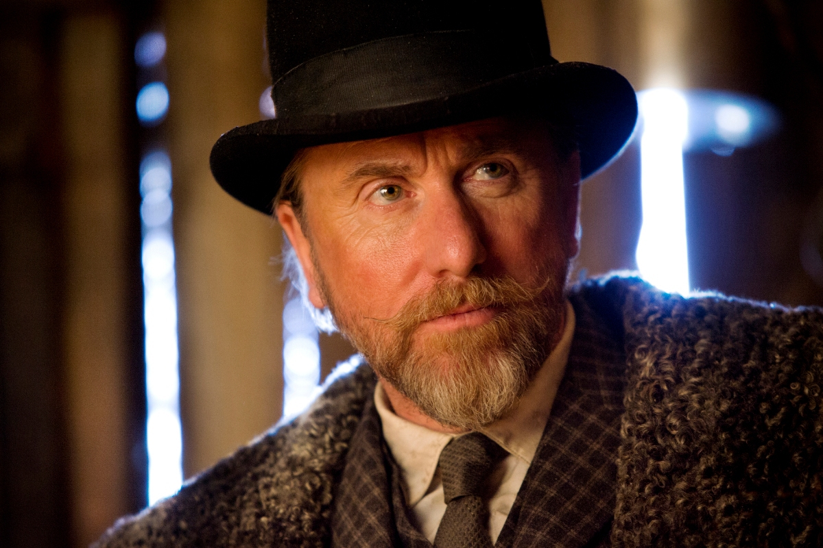 Tim Roth in The Hateful Eight (2015)