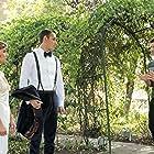 Christian Coulson, Clare Bowen, and Sam Palladio in Nashville (2012)