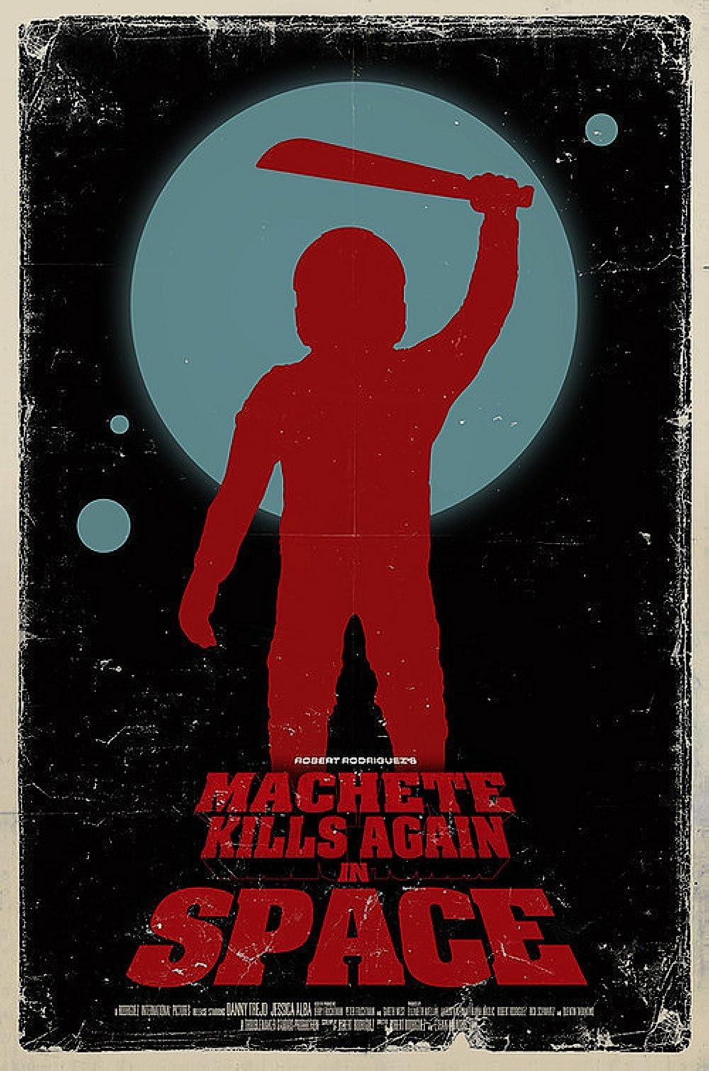 Assistir grátis Machete Kills in Space Online sem proteção