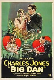Jacqueline Gadsdon, Buck Jones, and Marian Nixon in Big Dan (1923)