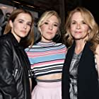 Lea Thompson, Zoey Deutch, and Madelyn Deutch at an event for The Year of Spectacular Men (2017)